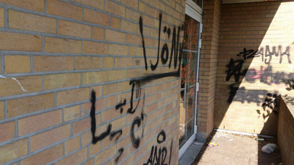 Graffitientfernung in Velbert