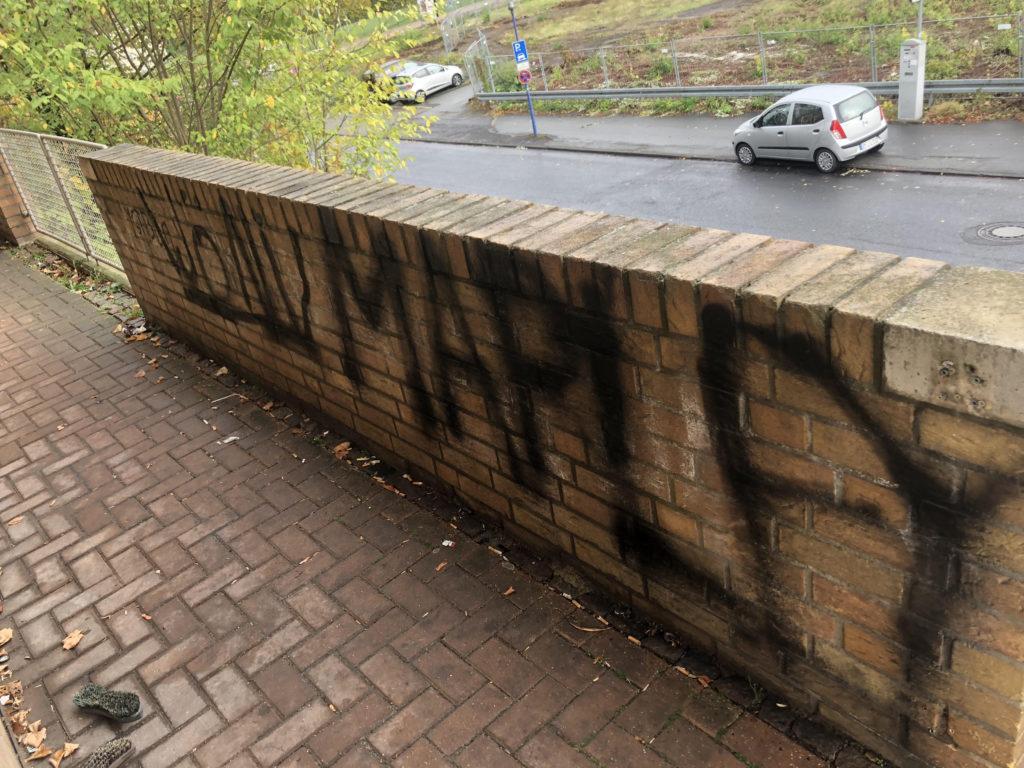 Graffitientfernung in Unna